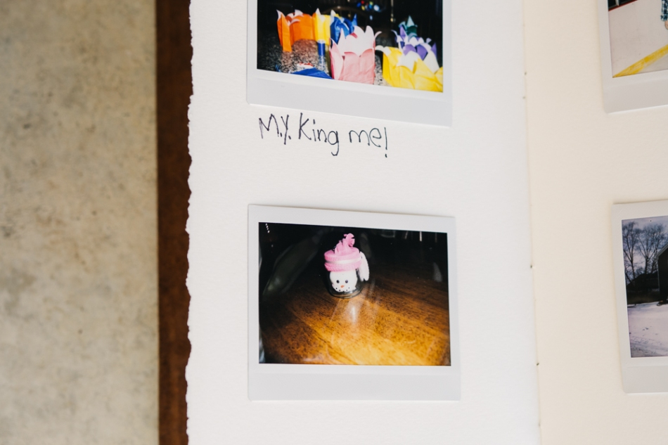 Binding Bee Polaroid Journal-7