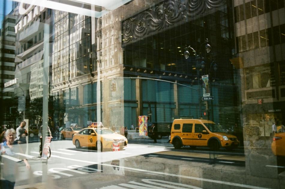 NYC 2016 Kodak Portra 400 35mm Pentax k1000-1